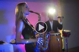 DJ Saxophon Percussion