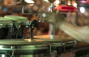 DJ-Percussion-Geburtstag