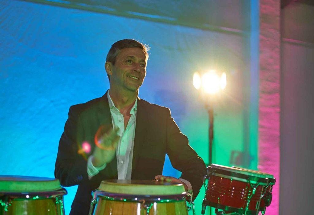 DJ Percussion Tegernsee