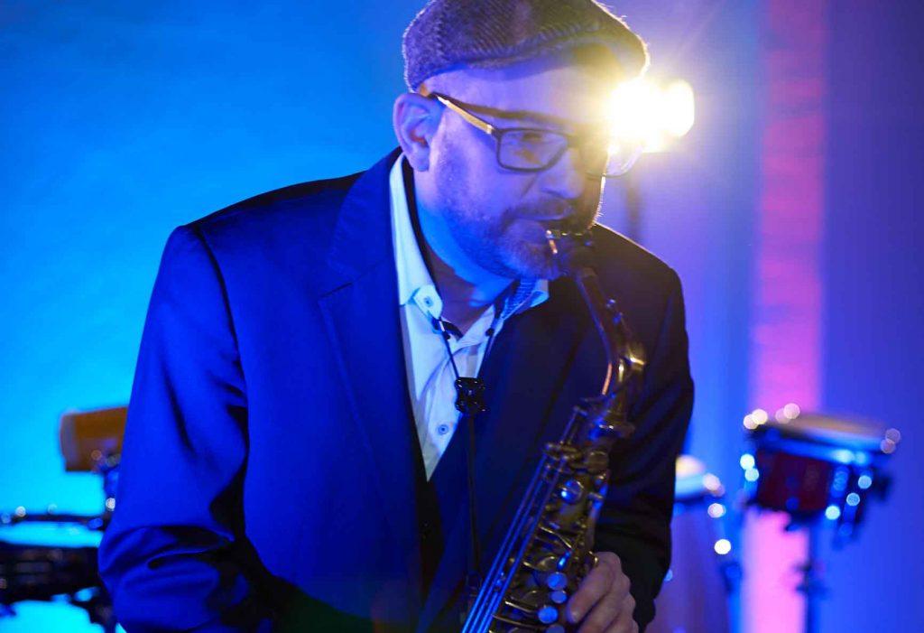DJ Saxophon Augsburg