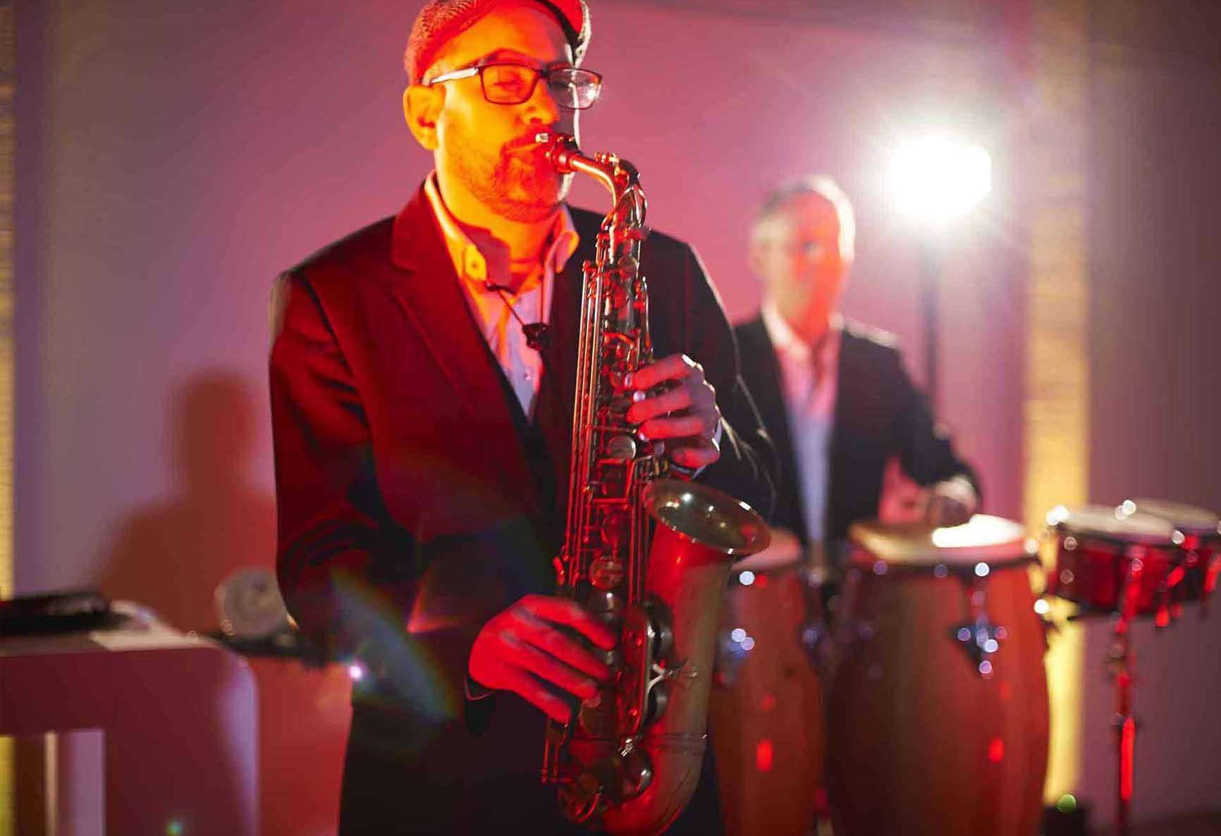 DJ-Saxophon-Mannheim