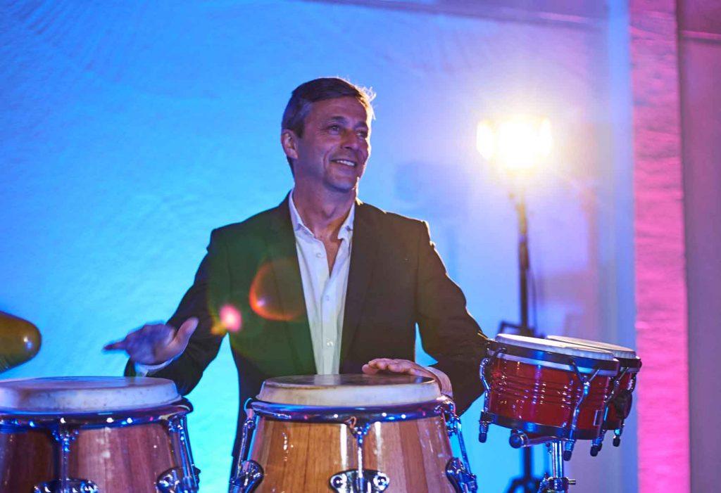 DJ Percussion Wiesbaden