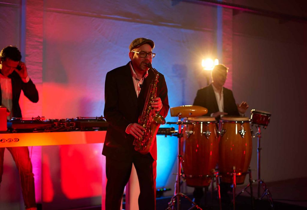 DJ Saxophon Starnberg