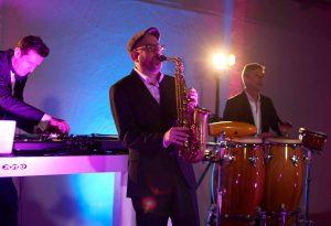 DJ Saxophonist Wiesbaden