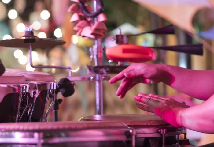 DJ Percussion München