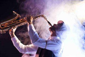 DJ Saxophonist